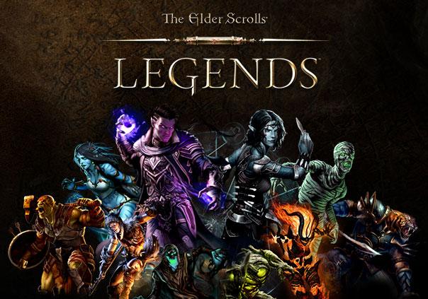 Карточная игра THE ELDER SCROLLS: LEGENDS появилась на компьютерах