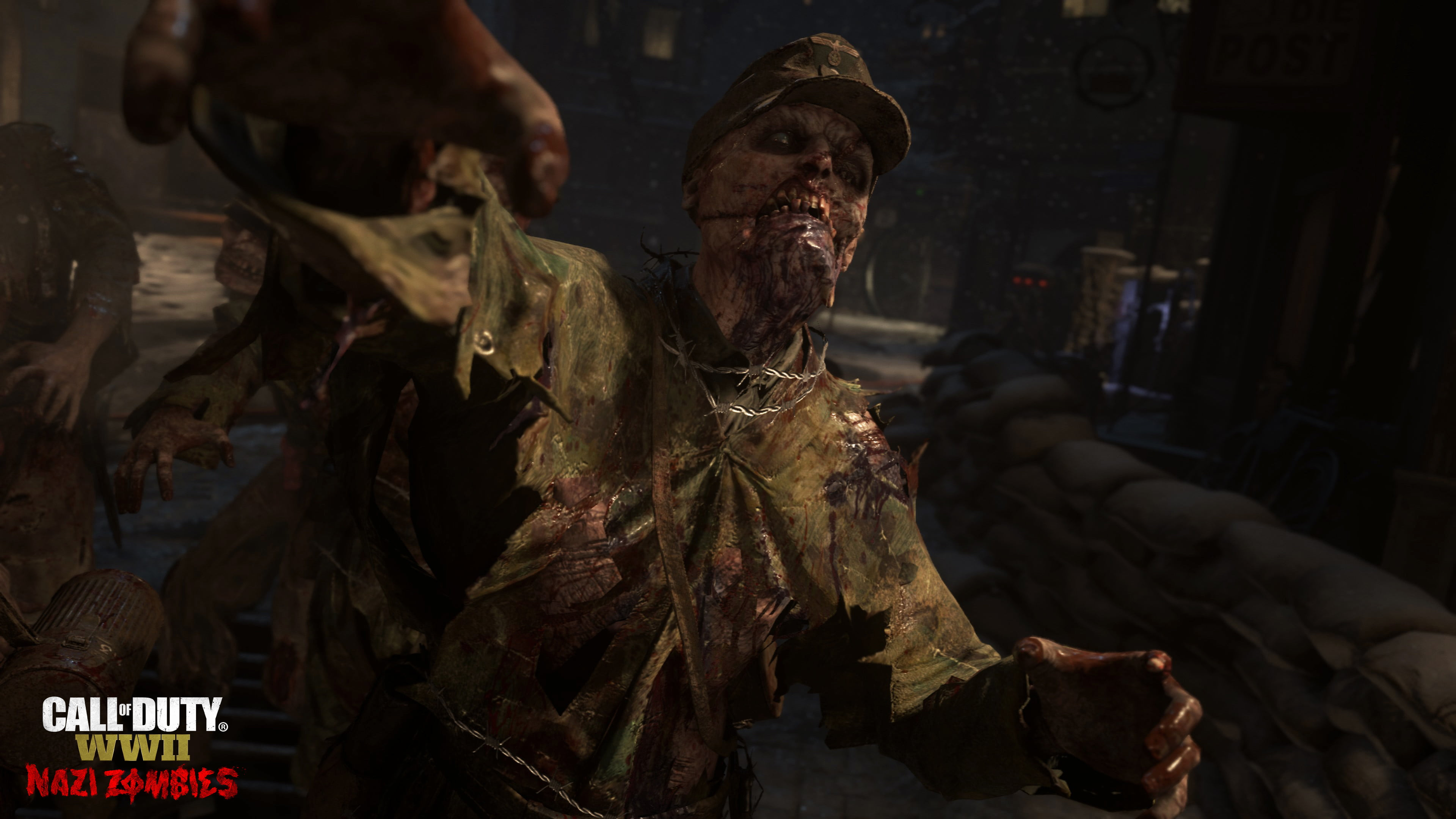 Окончательные системные требования и правки PC-версии Call of Duty: WWII