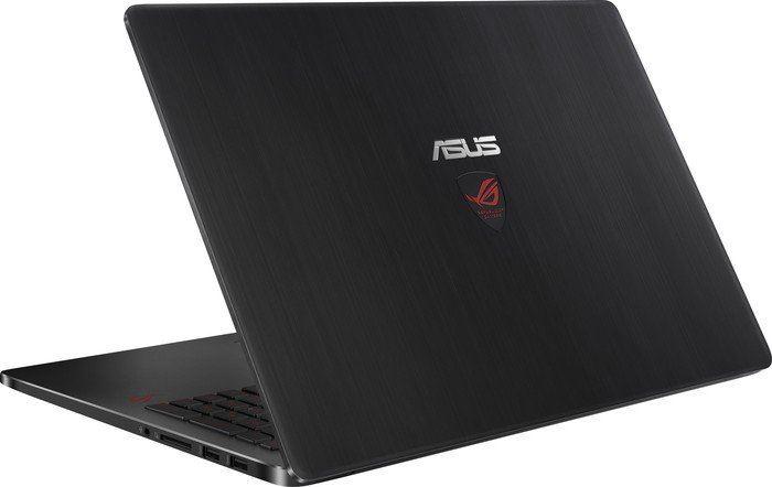 ASUS собирается анонсировать новый игровой ноутбук ROG GX 501