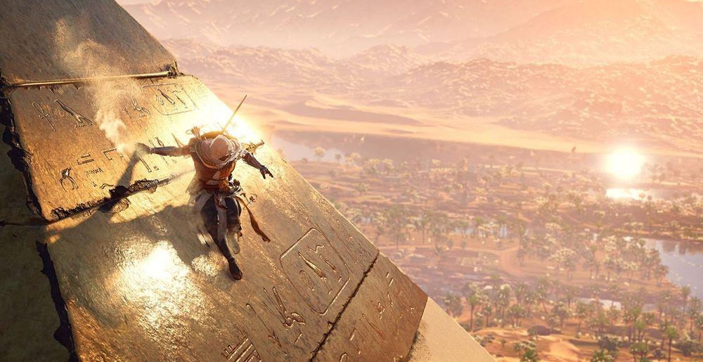 Assassin's Creed: Origins появилась в продаже