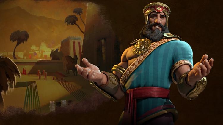 Sid Meier's Civilization VI: во главе шумеров встанет Гильгамеш